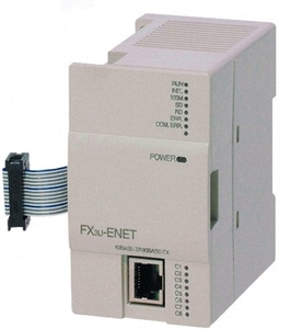 Mitsubishi Fx3u-Enet Ethernet Interface Module