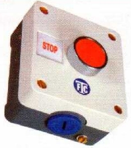 Ftc 1 Way Push Button Station Pbs-01