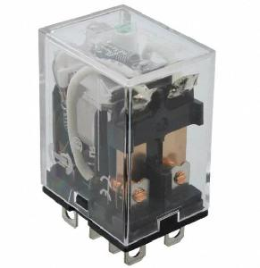 Omron Ly2n 12 Vdc Bi-Power Relay