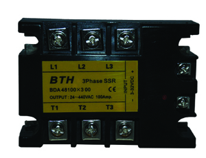 Bth Bda 4816x3 00 Dc To Ac Three Phase Ssr