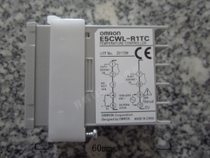 Omron Temperature Controller With Relay Output  E5cwl-R1tc