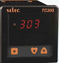 Selec Tc303a Digital Temperature Controller Relayoutput