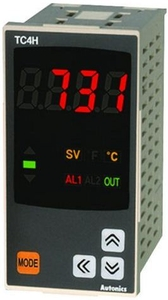 Autonics Digital Temperature Controller Tc4h-N4r 48*96 Mm