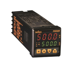 Selec Pid500-2-0-00 Ac Temperature Controller 2 Relay Output