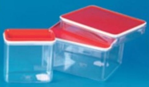 Tarson 527030 San / Ldpe Storage Box 129x75x59 Mm