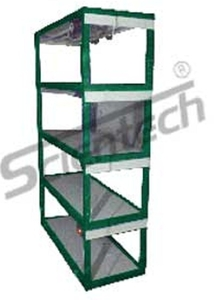 Scientech Se-117(A) 5 Shelves Tissue Culture Rack