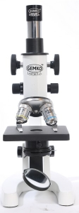 Gemko Labwell G.S.704 Monocular Microscope (Magnification : 100x-600x)