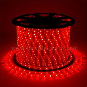 Vaibhavi Led Strip Rope Light,Water Proof,Decorative Led Light With Adapter (Red)