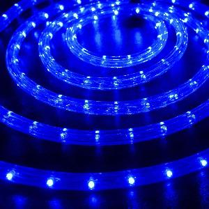 Vaibhavi Led Strip Rope Light,Water Proof,Decorative Led Light With Adapter (Blue)