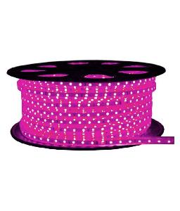 Vaibhavi Led Strip Rope Light,Water Proof,Decorative Led Light With Adapter (Pink)