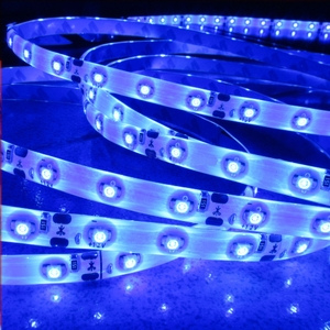Noble Electricals Ne/Smd Fl-1 Blue 4.8w Ip 65 Led Strip Lights