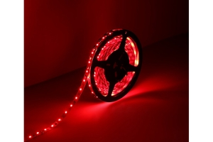 Noble Electricals Flexible Led Strip Lights Red (14.4 W) Length 5m - Ip 20
