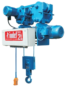 Indef Wrhn-Nl Wire Rope Electric Hoist (Capacity - 3 Ton, Standard Lift - 5.4 Mtr)