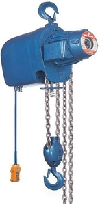 Indef Babv Eh-Ii Chain Electric Hoist (Capacity - 1 Ton, Standard Lift - 10 Mtrs)