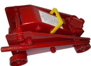 Titan Tools Tj-2ts Capacity 2 Ton Small Hydraulic Trolley Jack