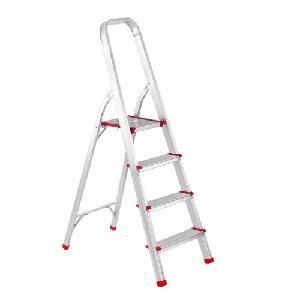 Fulcrum 4 Step Foldable Aluminium Ladder 4.5 Ft Fc-Dlh104