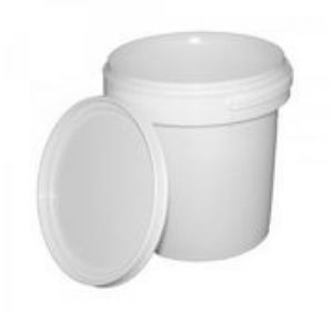 Slj Packing Pwpb Multipurpose Buckets - 15 L (White)