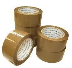 Ib Basics Packaging Tape 2 Inch Brown
