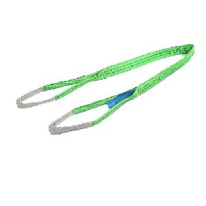 Fulcrum Green Webbing Sling 2 Ton Double Ply Fws-2tx3m