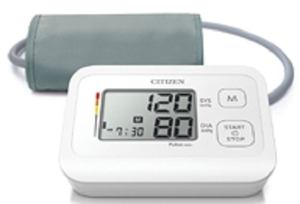 Citizen Digital Automatic Blood Pressure Monitor Chu-304