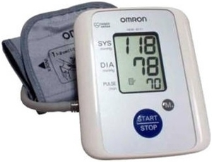 Omron Digital Arm Bp Monitor Hem-8711