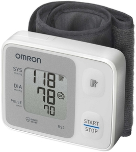 Omron Digital Wrist Bp Monitor Hem-6121