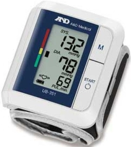 And Digital Arm Bp Monitor Ua-651