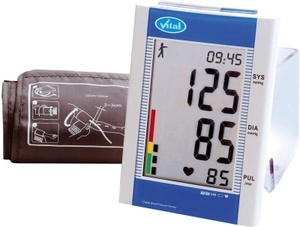Vital Digital Sphygmomanometer Bp Monitor Ld-326