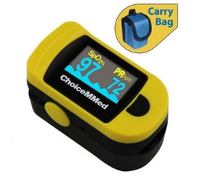 Fingertip Pulse Oximeter By Choicemmed Md300c20-Otc