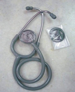 Vkare Ultima 111 Grey Tube Stethoscope Vkb0001