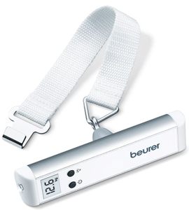 Beurer White Luggage Scale Ls 10