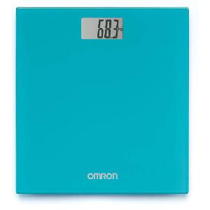 Omron Hn-289-Ibn Blue Automatic Personal Digital Weight Scale