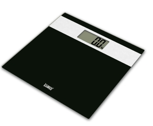 Samso Chroma Glass Measuring Capacity 150 Kg Personal Weighing Scale