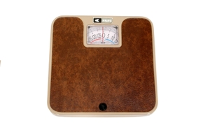 Krups Duchess Measuring  Capacity 130 Kg Personal Weighing Scale