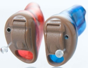 Rexton Hearing Aid Micro-Cic 2 To 6 Channel Targa Plus
