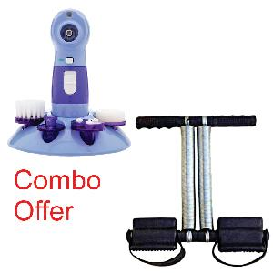 Deemark Combo Of Power Perfect Pore With Tummy Trimmer
