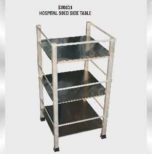 Acs  Sv0031 Hospital Bed Side Table