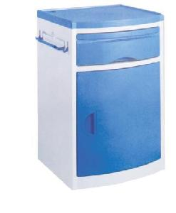 Ib Basics Bed Side Locker Abs Wh1151