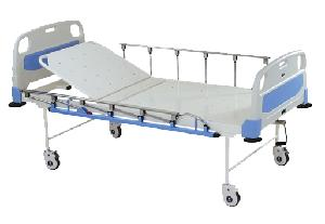 Ib Basics Semi Fowler Hospital Bed With Side Railing And Wheel Wh-509 E