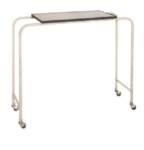 Ib Basics Fixed Height Over Bed Table Wh1150