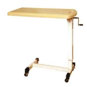 Aar Kay Over Bed Table Adjustable By Gear Handle Ake-128