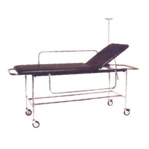 Aar Kay Patient Trolley With Fixed Cushioned Ake-102