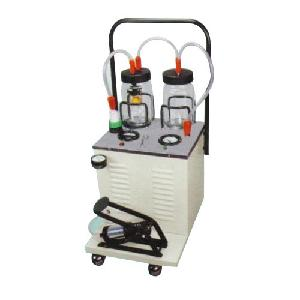 Ib Basics Foot Cum Electric Suction Machine Wh1203
