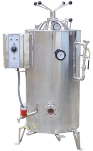 Royal Scientific Triple Walled 50 Ltr. Vertical Autoclave Rsw 145 A