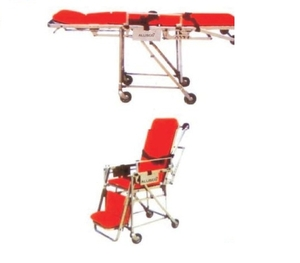 Ib Basics Wheel Chair Type With Varied Positions Stretcher Wh-079