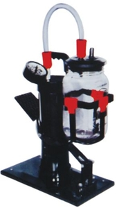 Ib Basics 16 Ltr Vertical Foot Suction Apparatus Ib-3208c