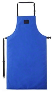 Sanctum Xs Royal Blue Polyester And Cotton Blend Apron Swm 5004