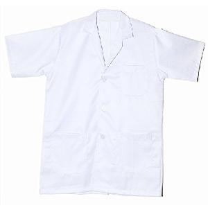 Dexlab Ama001a Standard Cotton Lab Coat Half Sleeves
