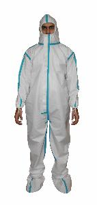 Tynor Personal Protective Equipment Kit Premium Soft Fabric (Ppe2)-Medium