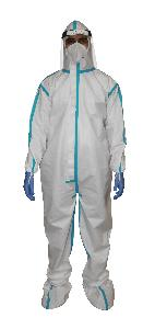 Tynor Personal Protective Equipment Kit Premium Soft Fabric (Ppe10)-Large